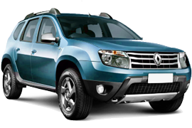 Renault Duster 2WD (2л.)