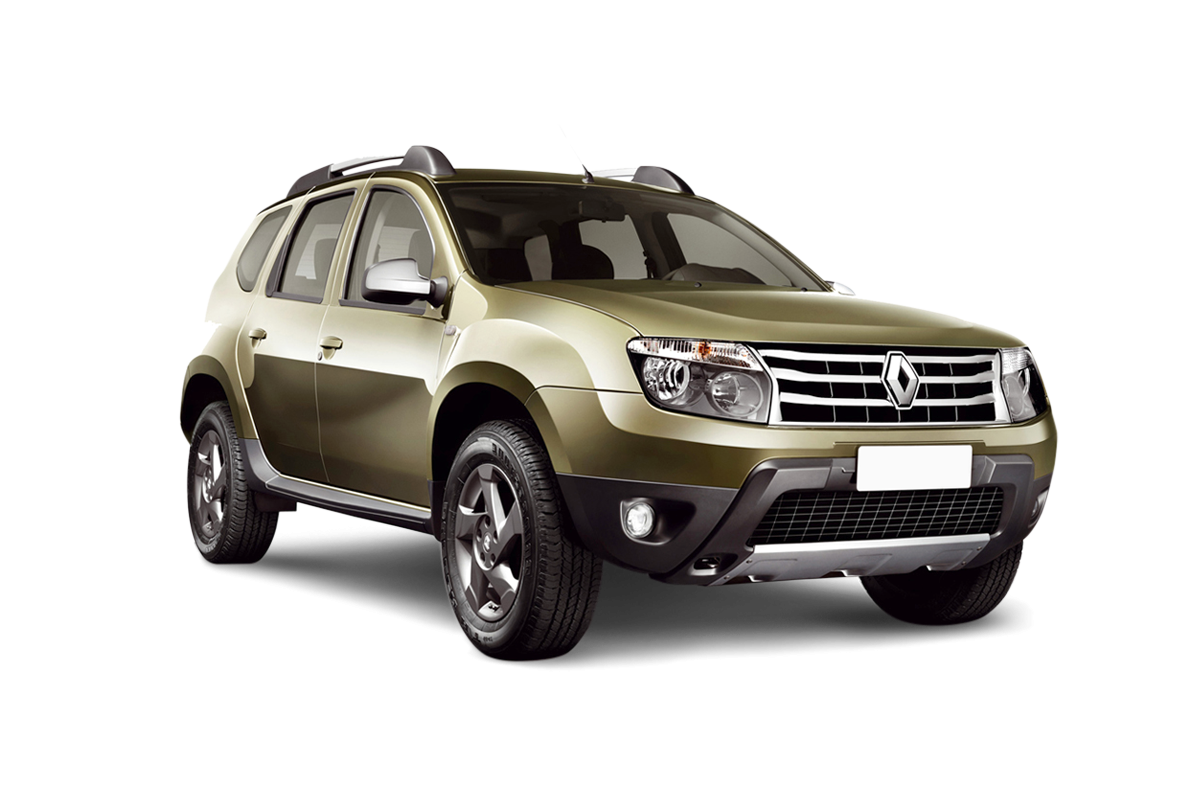Renault Duster 4WD (2л.)