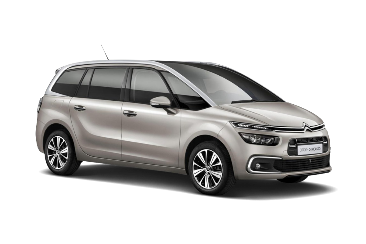 Citroen C4 Picasso II Grand (7 мест)